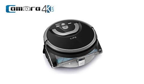 Robot Lau Nhà Thông Minh Tự Động iLife W400