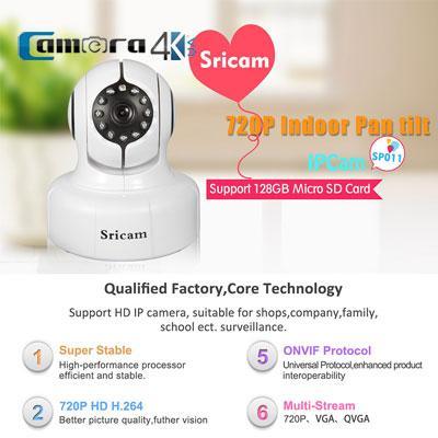 Sricam SP011 P2P Wireless Mini
