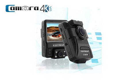 Vietmap C63 – Camera Hành Trình Wifi Giá Rẽ Chất Lượng Ghi Hình Full HD 1080 Cả Ngày Và Đêm